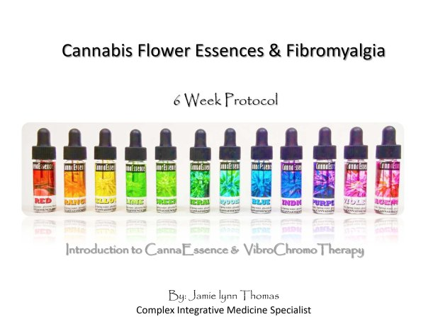 Cannabis Energetics & Quantum Flower Essences